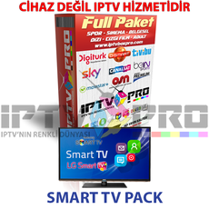 iptv 3 ay smart iptv tv paketi